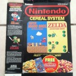 Ralston Nintendo Cereal System