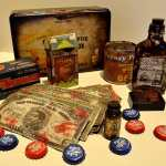 hand made Fallout vault tec post nuclear survival kit