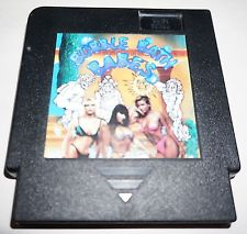 BUBBLE BATH BABES --- NES Nintendo --- Amazing Condition ** Rare **