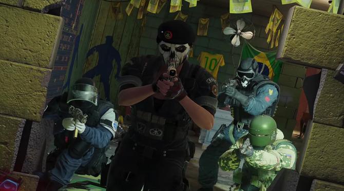 Helicopter Full Hd Wallpaper 『rainbow Six Siege』拡張「skull Rain」トレイラー!―新オペレーターの特徴を披露