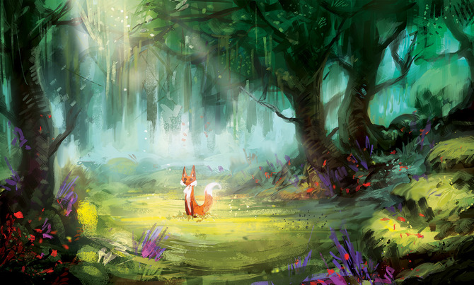 Mystical Creatures In The Fall Wallpaper 絵本のような世界が広がる『seasons After Fall』ティーザートレイラー ― 季節を操るキツネが主人公