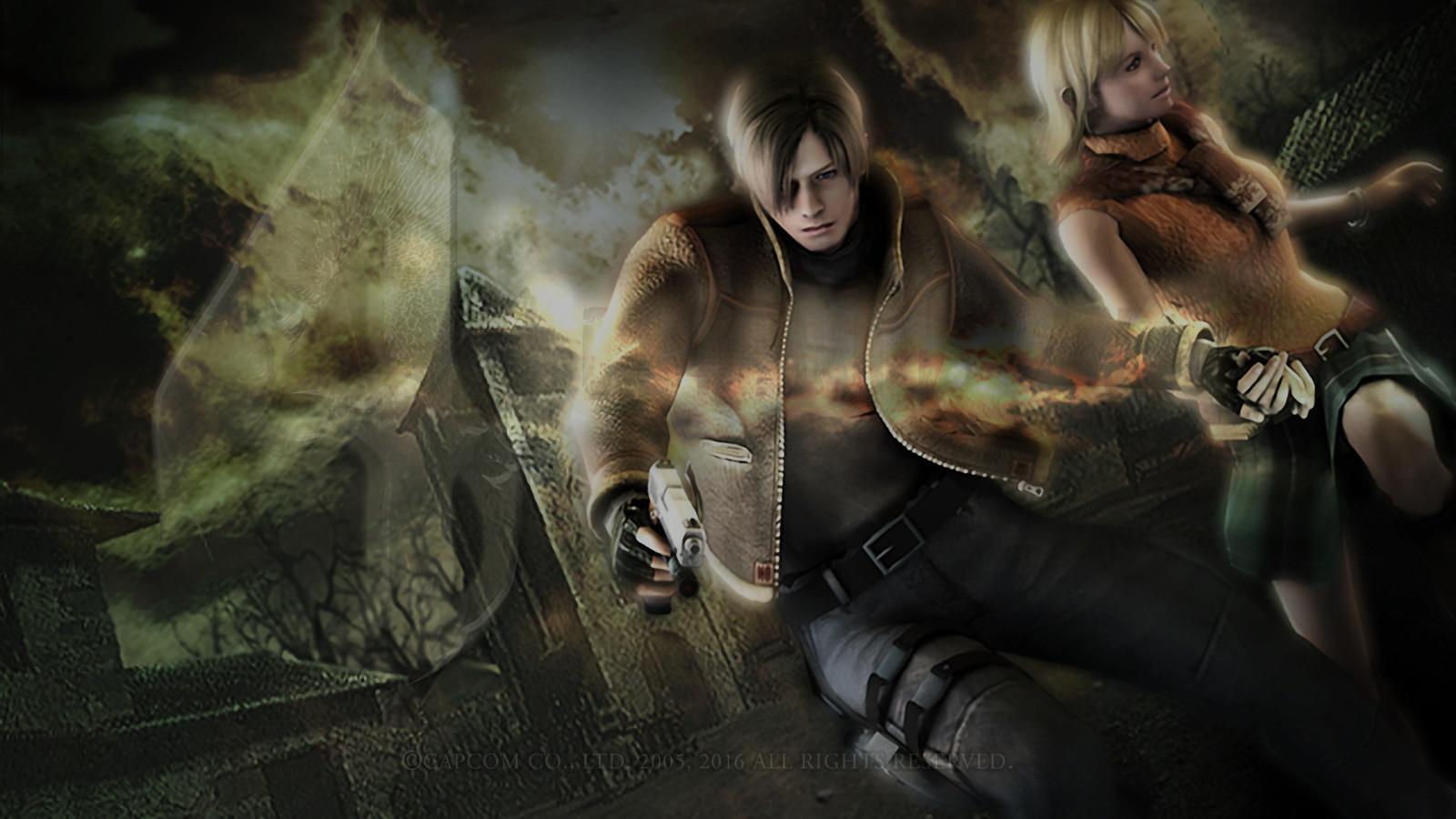 The Legend Of Zelda Wallpaper Hd Resident Evil 4 Review Xbox One Gamespew