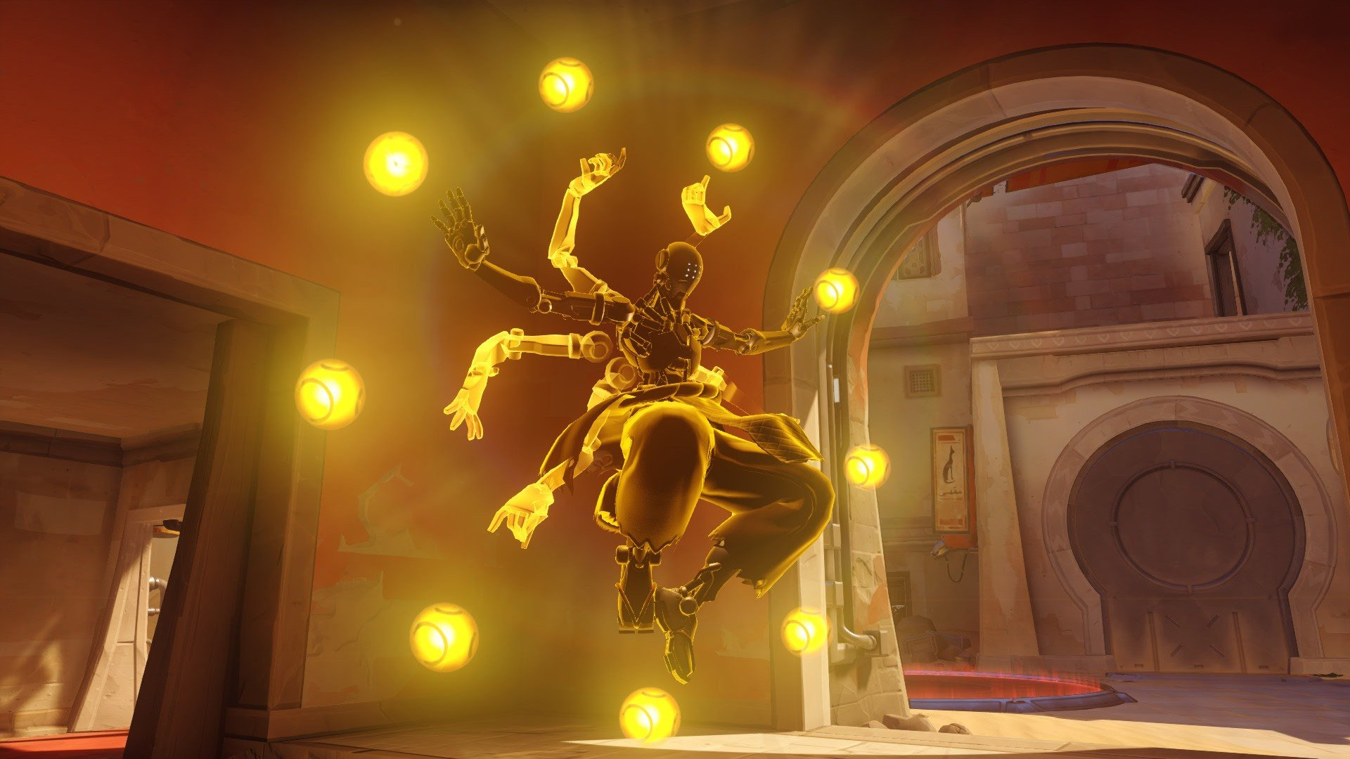 Into The Wild Quotes Wallpaper Overwatch S Zenyatta May Be The Next Character To See Buffs