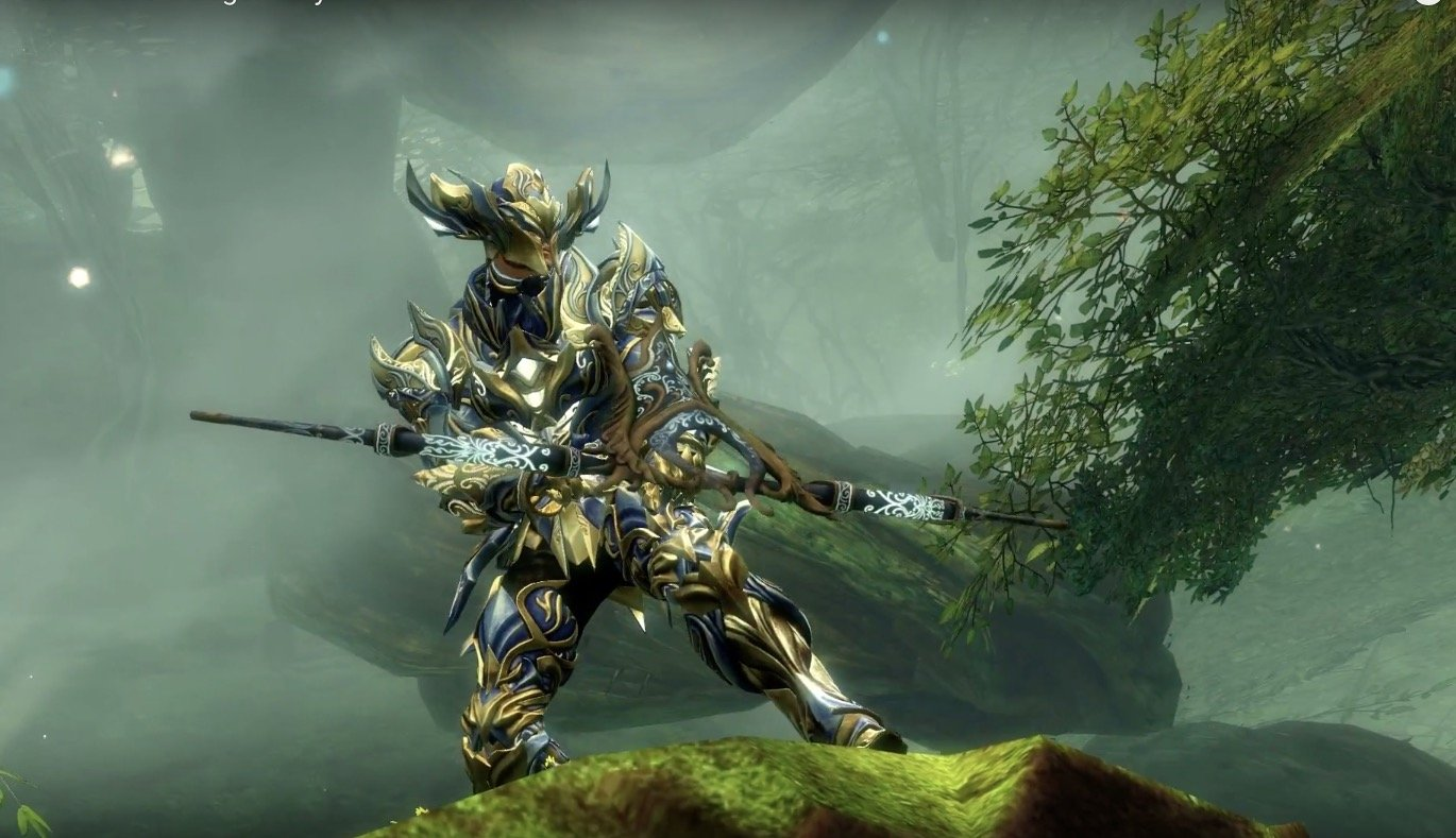 Dark Souls Animated Wallpaper Guild Wars 2 Reveals Transforming Animated Legendary Armor