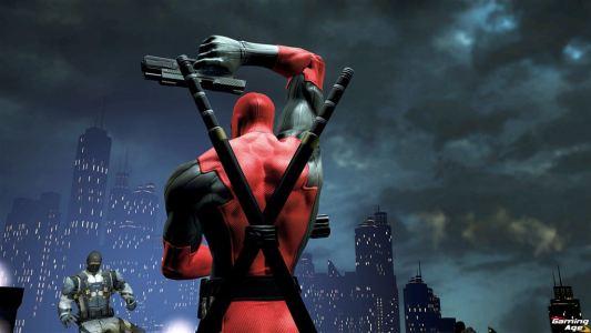 Deadpool_GamesCom_My Back Looks Good Too