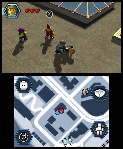 lego city undercover 3ds 11