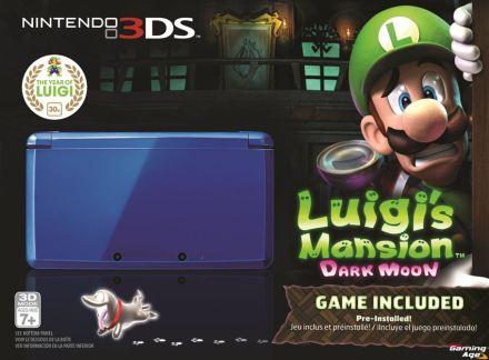 Luigi 3DS 3