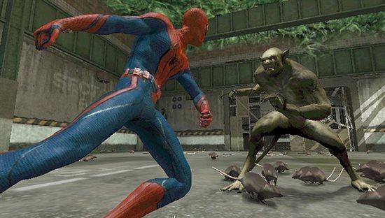 spider-man vita