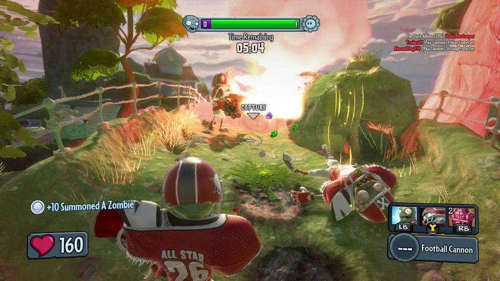 Plants Vs Zombies Garden Warfare Review For Ps4 Ps3 Gaming Age