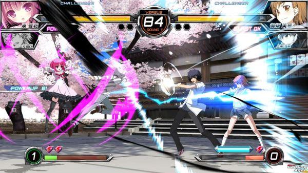 Dengeki Bunko Fighting Climax_4