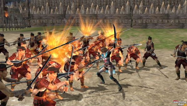 Samurai Warriors Chronicles 3_PSV-3