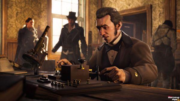 Assassins Creed Syndicate-AlexandreGrahamBell