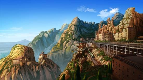 Broken Sword 5 - the Serpent's Curse - Montserrat