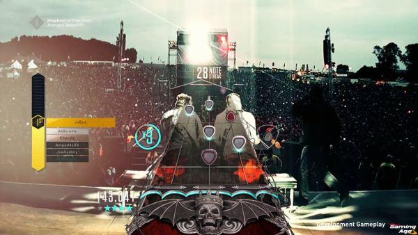 GH Live_Avenged Sevenfold 1