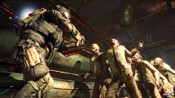 Umbrella Corps Broken_Jammer_Zombies