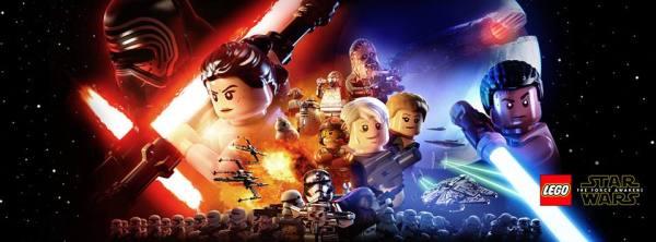 LEGO Star Wars Force Awakens