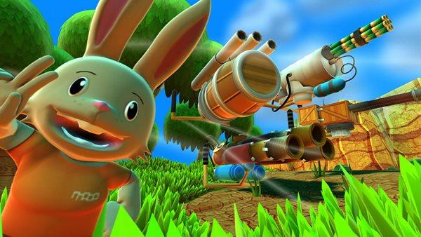 Blast Em Bunnies 2