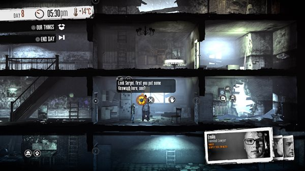 This War of Mine The Little Ones 1