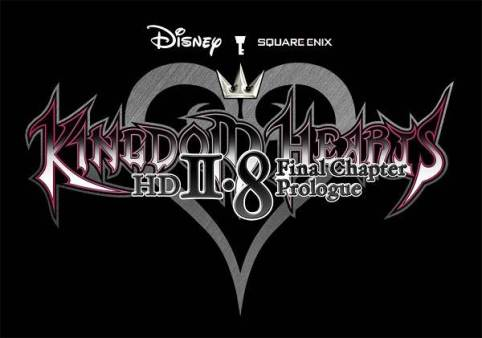 Kingdom Hearts 2.8 logo