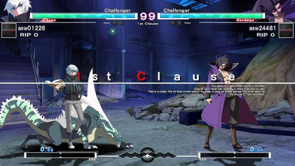 Under Night IN-Birth Exe Late review 2