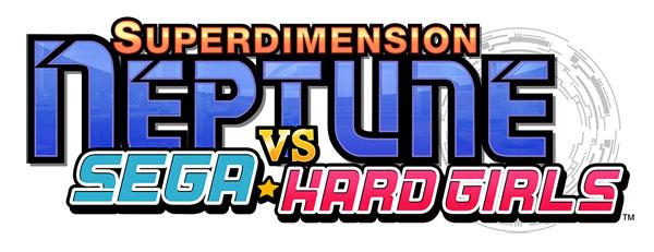 Superdimension-Neptune-VS-Sega HG logo