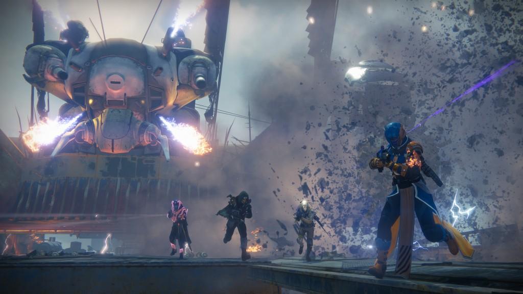 destiny machine wrath