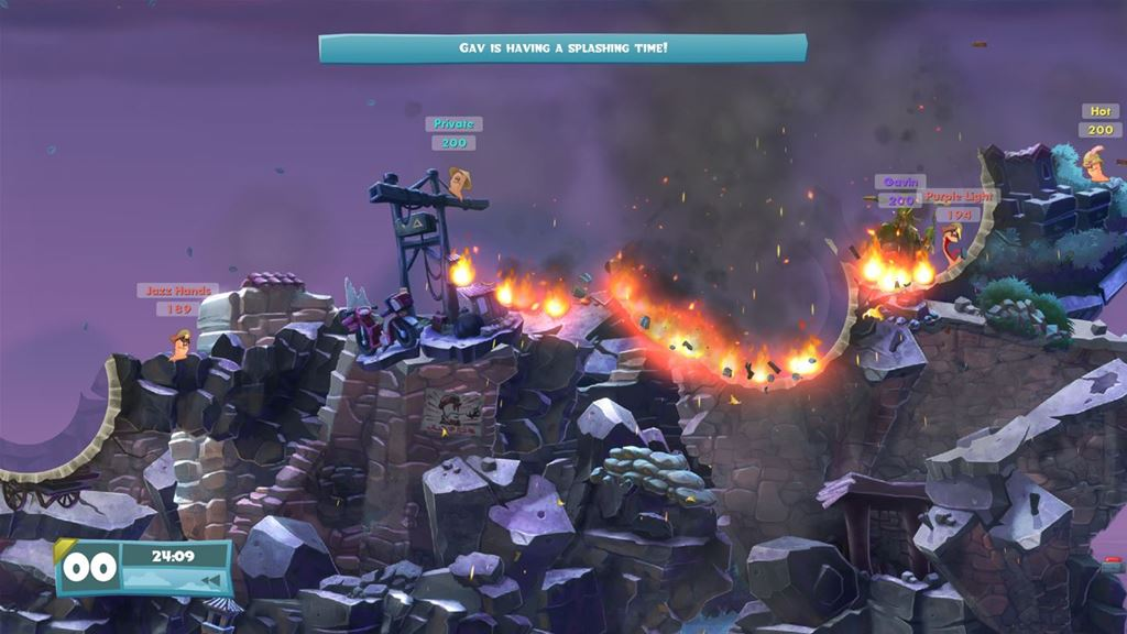 play worms wmd online