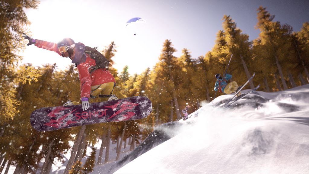 Ubisoft Confirms The Content Of Steep's Season Pass