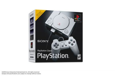 Sony announces PlayStation Classic mini console - Gaming Age