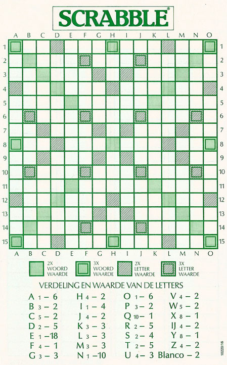Scrabble Score Sheet Bowling Score Sheets Score Sheets Excel