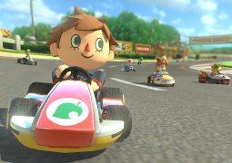 Mario Kart 8 Animal Crossing Course Gaming Cypher