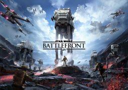 Star Wars Battlefront Art Gaming Cypher