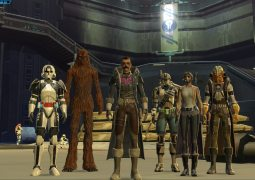 SWTOR Companions Gaming Cypher