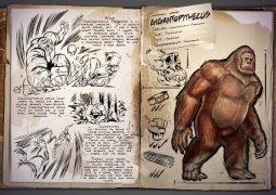 Ark survival evolved Gigantopithecus Gaming Cypher