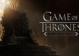 Game of Thrones A Telltale Games Series Logo Gaming Cypher