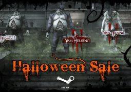 Van Helsing Halloween Sale Gaming Cypher