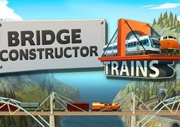 Bridge Constructor New Trains DLC Now Available