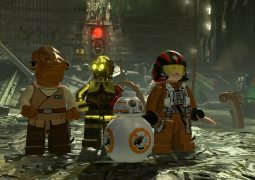 LEGO Star Wars The Force Awakens Resistance to the Rescue Gaming Cypher