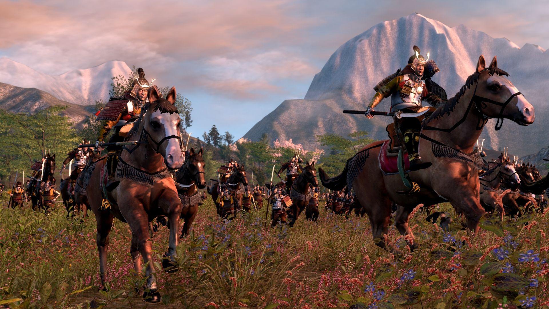Shogun 2 Fall Of The Samurai Wallpaper Acheter Total War Shogun 2 Rise Of The Samurai Campaign
