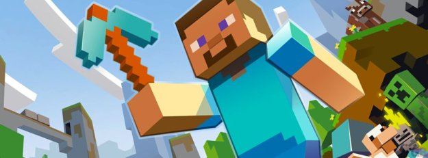 Minecraft 3D Timeline cover photo