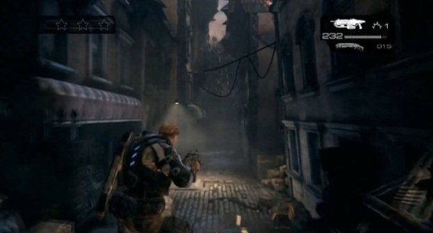 Gears of War Judgment gameplay screenshot