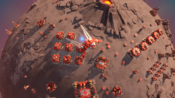 Planetary Annihilation TITANS updated and still alive, adds new