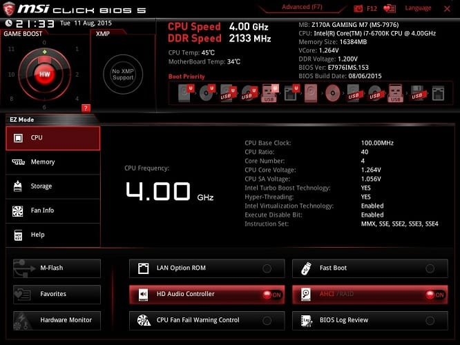 How To Monitor Your GPU and CPU Temperature Simple Guide