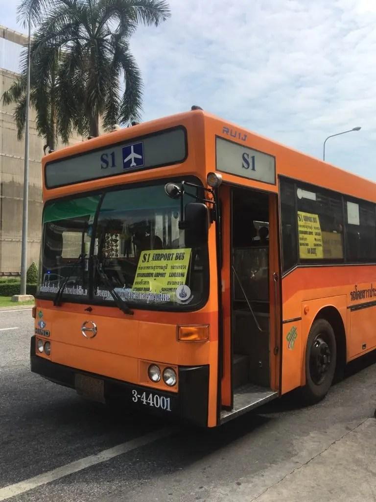 Bangkok Travel Guide: How to get to Khao San Road from Suvarnabhumi Airport