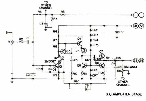 riaa equalization circuit