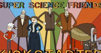 Super Science Friends - Gamobu