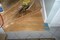 Installing Hardwood Staircase Winders, How To Construct ...