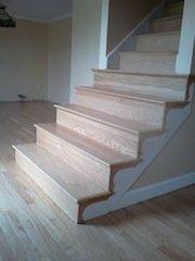gandswoodfloors: hardwood stairs Lynn/Boston/Wellesley metro