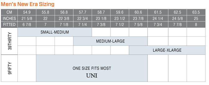 Size Charts - Gangstagroup - Online Hip Hop Fashion Store