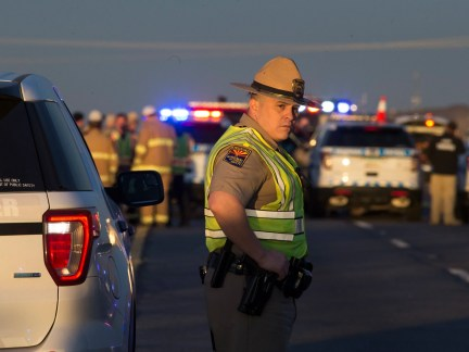 Image result for GOOD SAMARITAN STOPS TO HELP CRASH VICTIMS, SO COPS DETAIN HIM AND STEAL HIS CAR